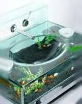 Home Decor Ideas Picture: Aquarium Decorations Ideas Bathroom Sink ...
