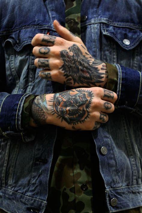 guys hands tattoos tattoo idea hand tattoos guys