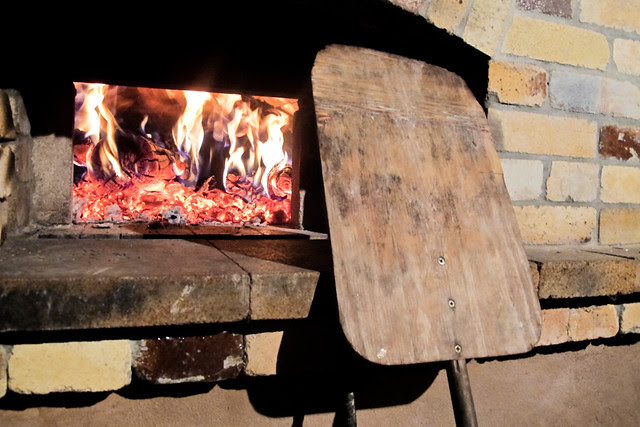 Woodfired Brick Oven