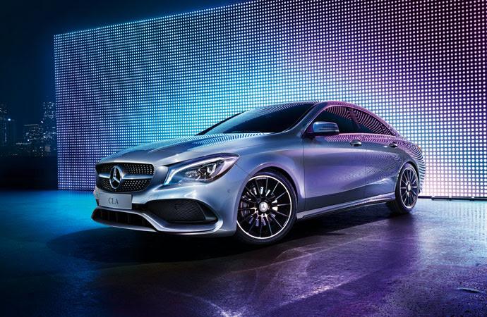 2018 CLA Coupe   Mercedes-Benz