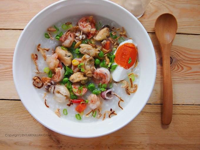 Bubur Nasi Teochew