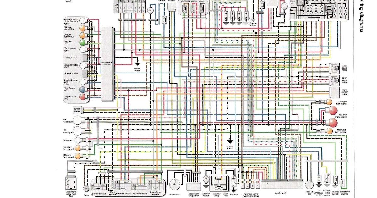 2000 Subaru Outback Wiring Diagram
