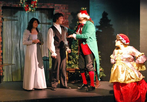 "Salem Trolley's ""A Christmas Carol"""