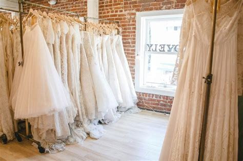 LA bridal shops with the best selection of wedding dresses