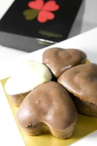 Coeur  Chocolat, Musée du Chcolat Théobroma, Tomigaya
