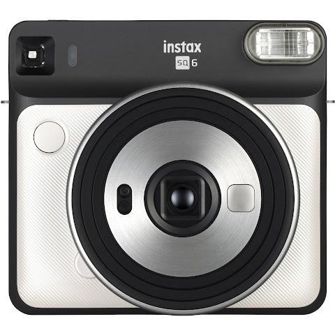 Fujifilm Instax Square Sq6 Instant Film Camera Graphite Gray