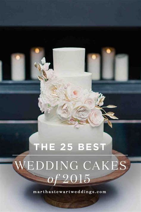 25  Best Ideas about Best Wedding Cakes on Pinterest