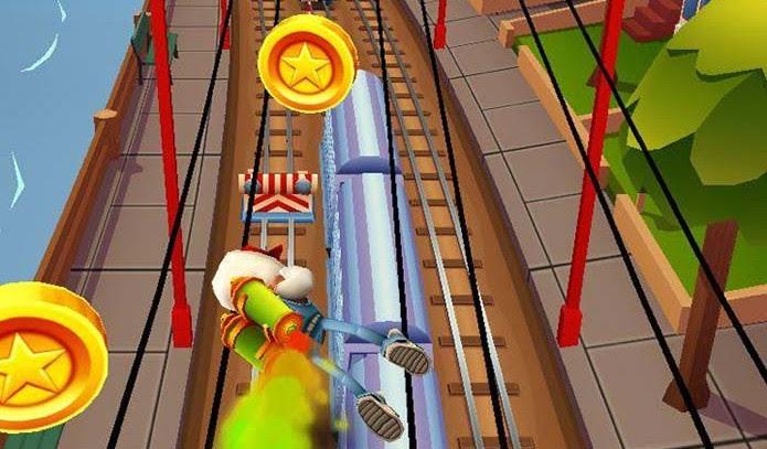 Dicas e truques para jogar Subway Surfers e mandar bem no Android e iPhone (Foto: Reprodução/Murilo Molina) (Foto: Dicas e truques para jogar Subway Surfers e mandar bem no Android e iPhone (Foto: Reprodução/Murilo Molina))