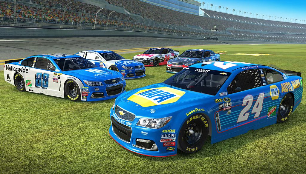 Real Racing 3 for Apple TV Now Available, Comes with Daytona 500 Content – N4BB