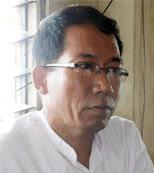 RNDP leader Dr. Aye Maung
