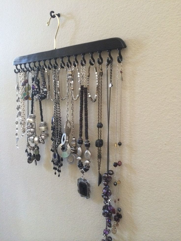 Pin Hook jewelry hanger