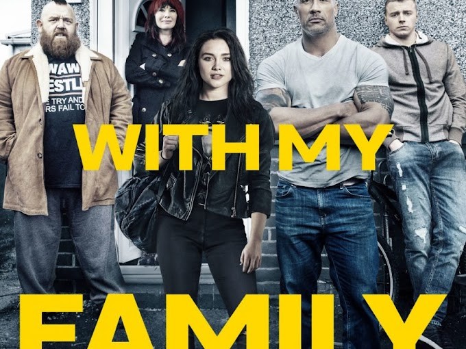 [MOVIE] Fighting With My Family (2019 MP4 + English Subtitle
