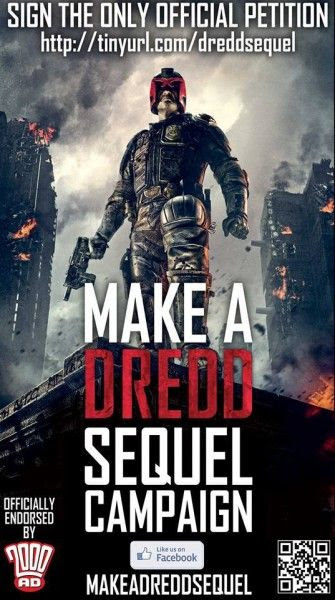 Make a DREDD Sequel