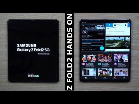 Samsung Galaxy Z Fold 2's multitasking capabilities revealed