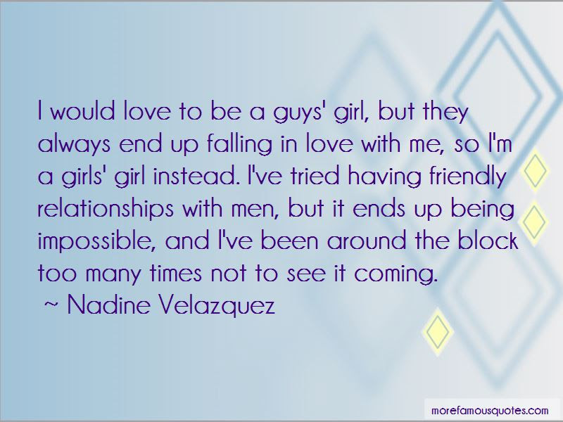 Quotes About Guys Falling In Love Top 4 Guys Falling In Love Quotes