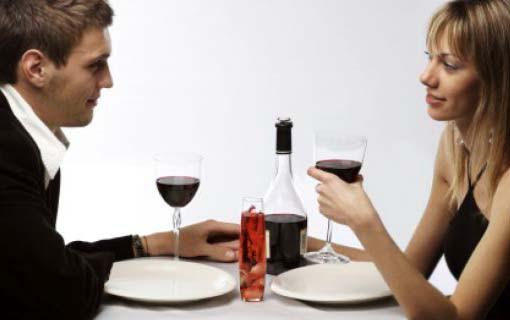 dating dinner london