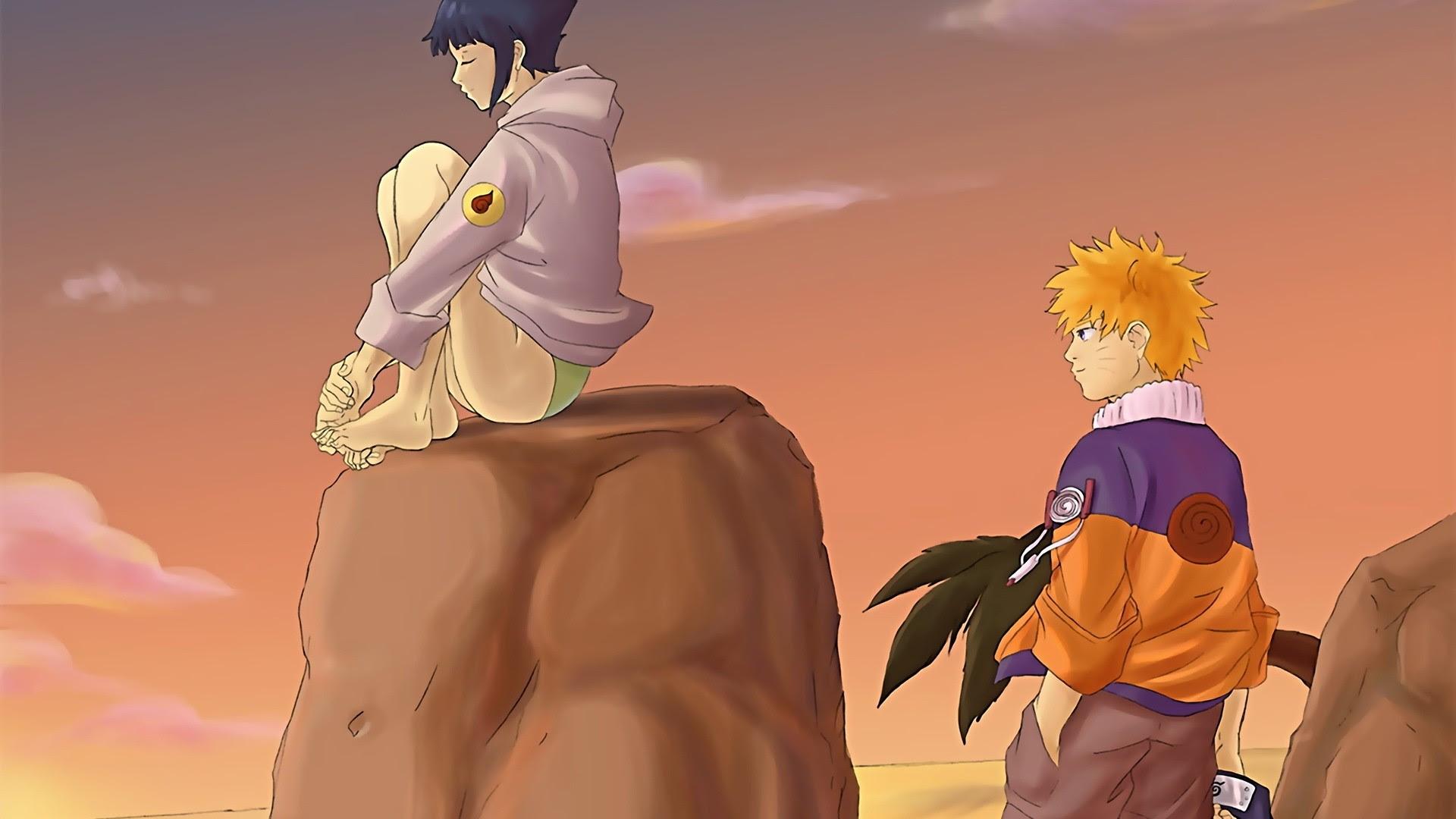 Wallpaper Romantis Anime Naruto Wallpaper Of Anime