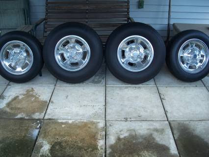 Halibrand Kidney Bean Style Mag Wheels 2500 Obo Parts For Sale