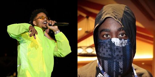 """Avatar of Singer Trey Songz Calls James Harden A """"Coon"""" For Wearing Pro-Police Mask (TWEETS)"""