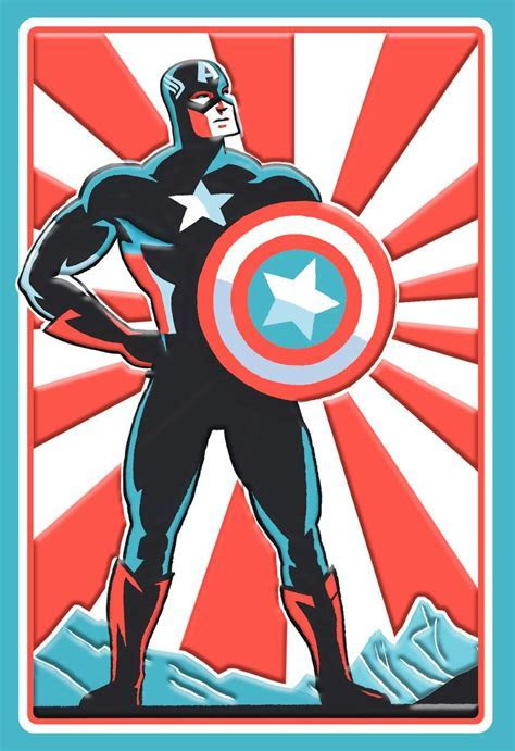 Captain America Better Than Ever Birthday Card   Greeting