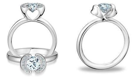 Engagement Rings Latest Designs 2014   2015 by Lee Hwa