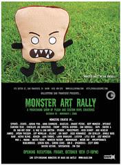 Monster Art Rally