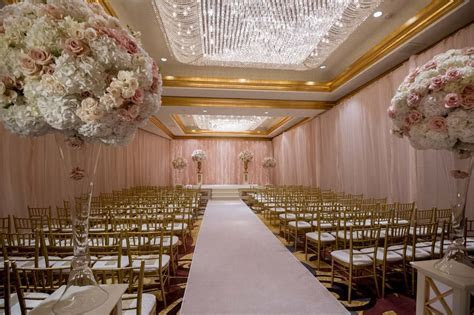 A Floral Fantasy Wedding at The Four Seasons Hotel in