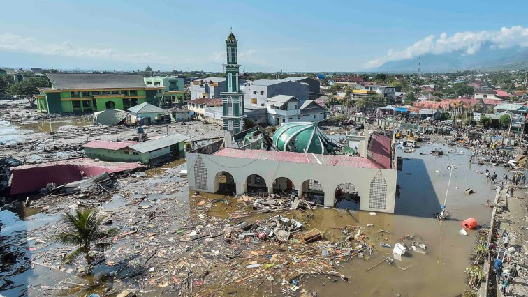 Image result for No siren, no warning: Indonesians caught unawares by devastating tsunami