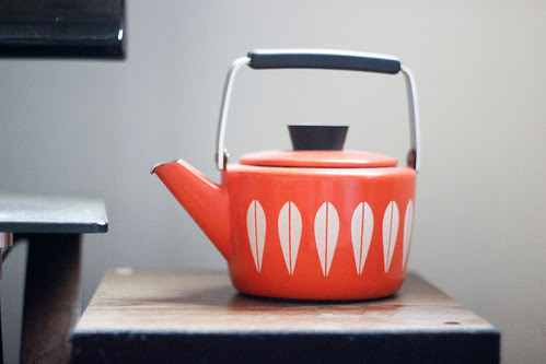 Cathrineholm Teapot by Jeni Baker