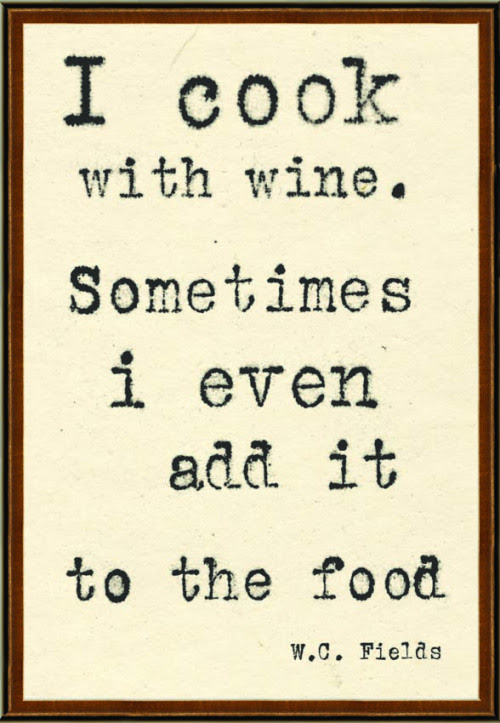 Funny Life Quotes: Funny Sayings Cooking