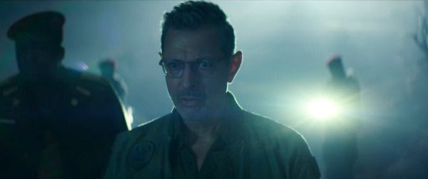 Jeff Goldblum reprises his role as David Levinson in INDEPENDENCE DAY: RESURGENCE.