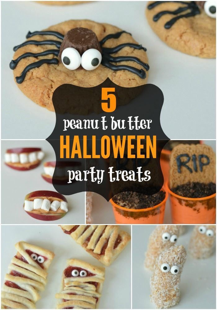 5 Halloween Party Treats