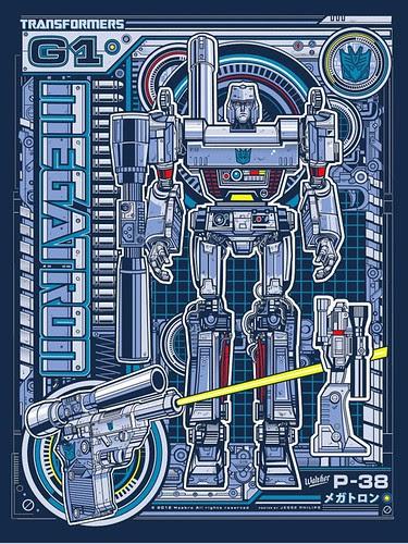 Megatron Variant by 1SHTAR