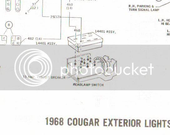 1968 Torino Wiring Diagram