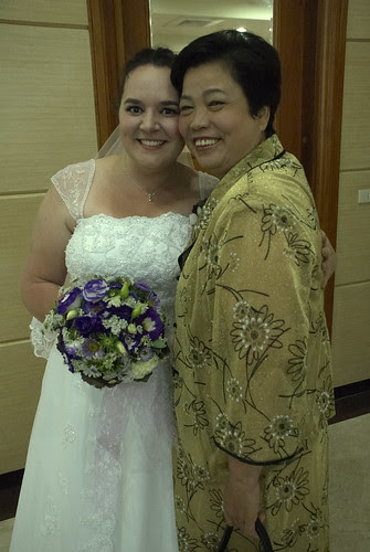Taiwanese Wedding: Wu MaMa and her new daughter-in-law