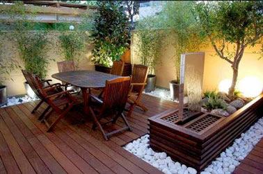 Muebles jardin tumbonas: Deco jardin almendralejo