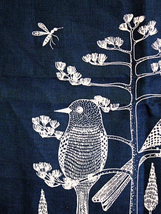 Linen Wall Art