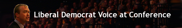 Liberal Democrat Voice at Conference