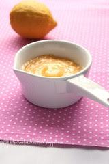 Crema al limone (senza latte)