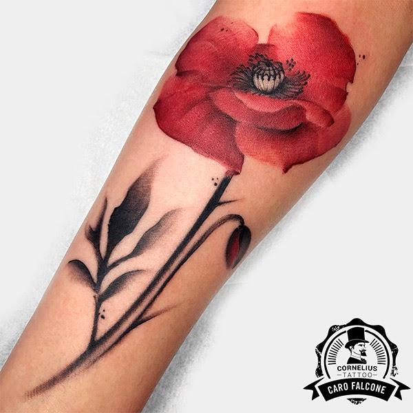 Carolina Falcone Los Mejores Tatuadores De Madrid En Cornelius Tatttoo
