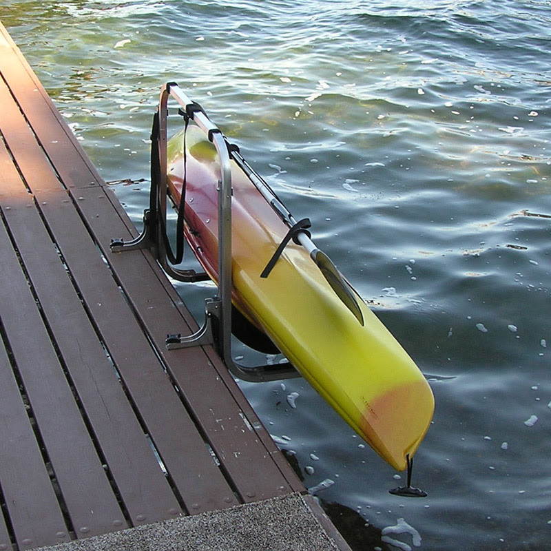 Cartop Kayak & Paddle Board Rack - The Docksider