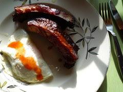 ribs for breakfast