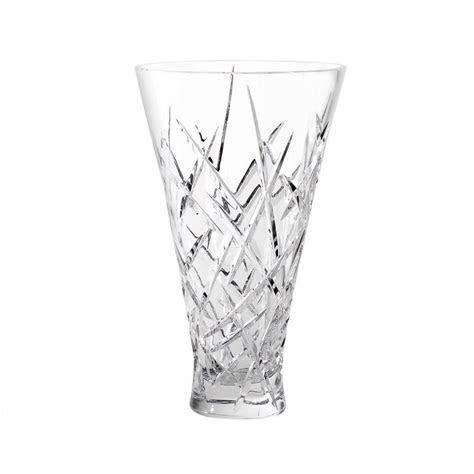 Vera Wang Wedgwood Duchesse Encore Crystal Vase 25cm