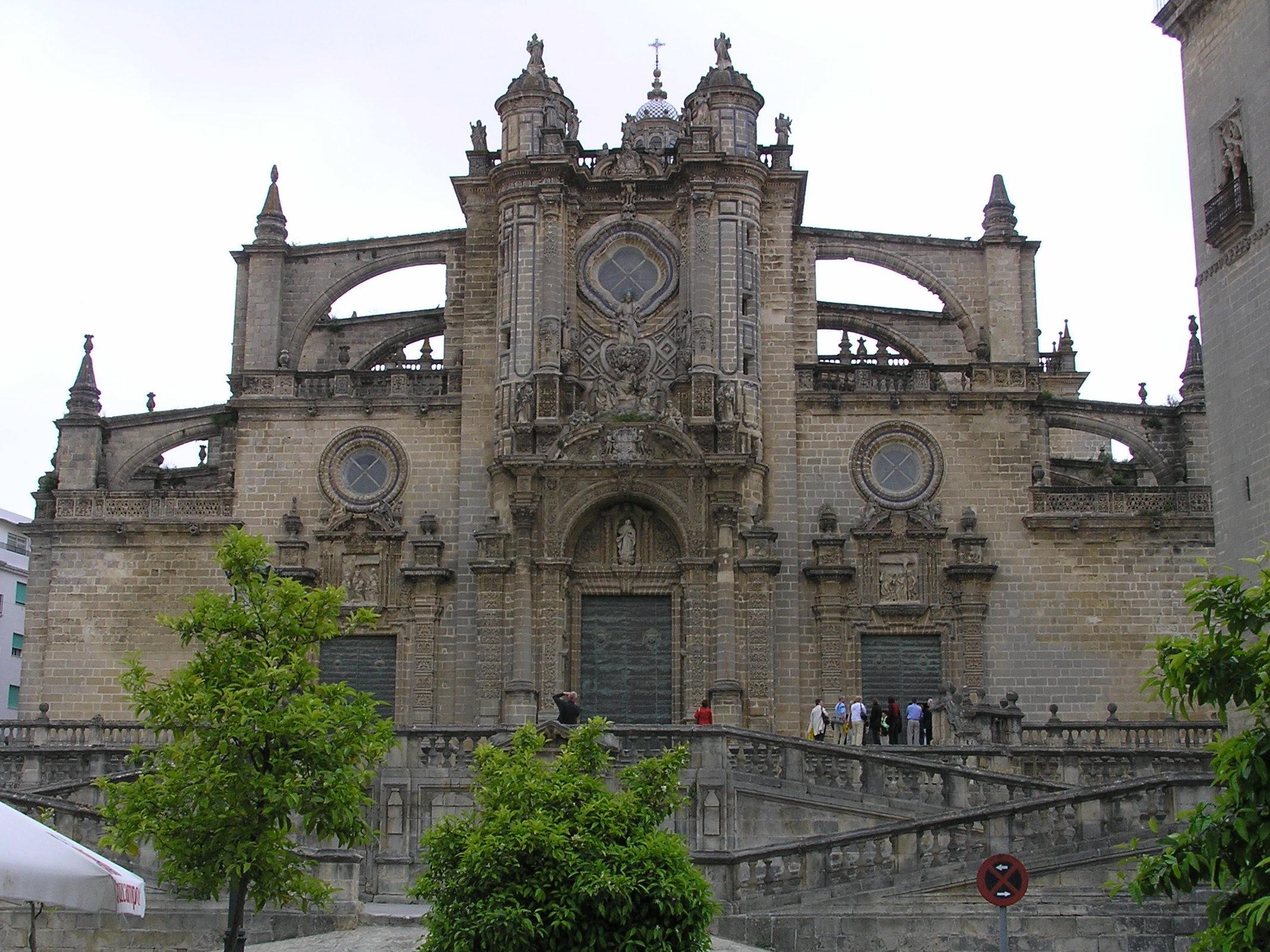 Resultado de imagen de catedral de jerez