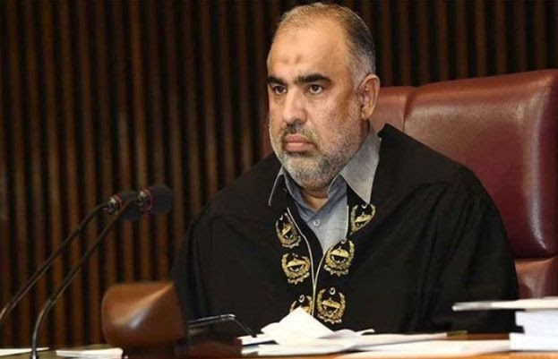 Joint Opposition to move no-confidence motion against NA Speaker Asad Qaiser   Daily Pakistan
