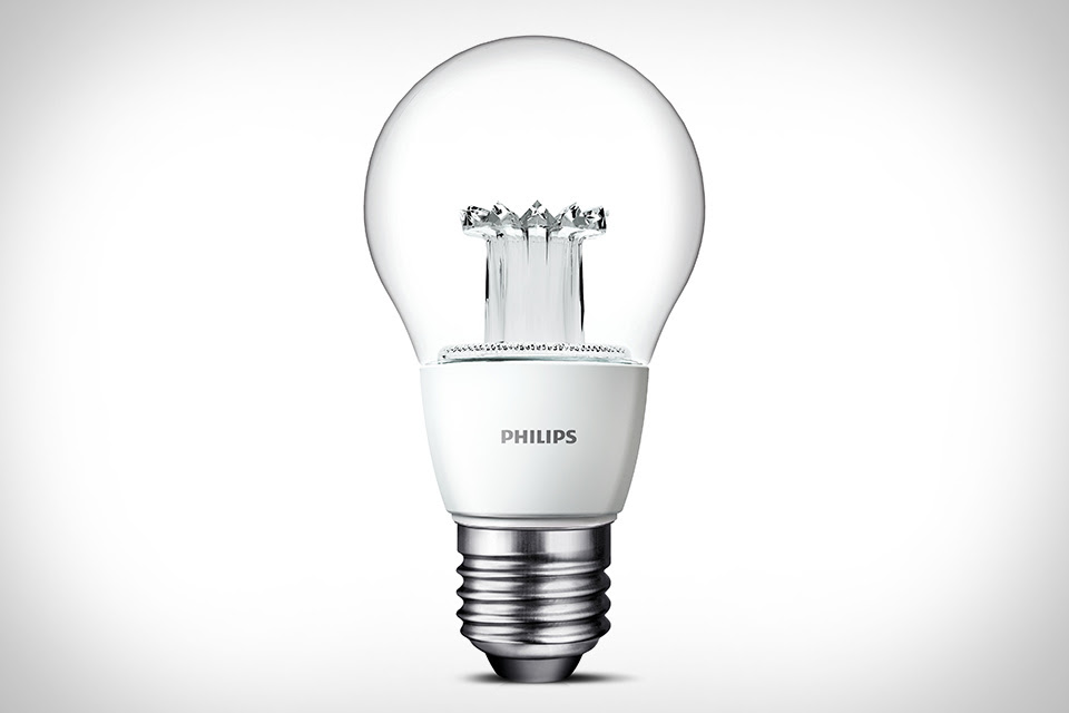 Philips Clear Led Light Bulb Uncrate