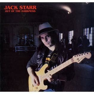 Out of the Darkness (Jack Starr album)   Wikipedia