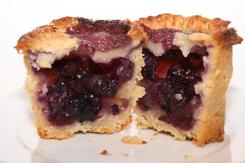 Blueberry Pie (Tuesdays with Dorie)