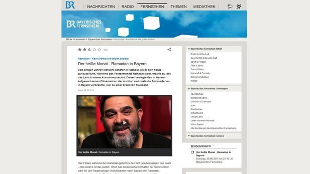 Mediathek Bayrisches Fernsehn