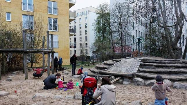 La pobreza también cerca a Alemania